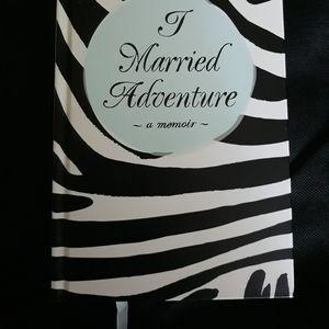 "kate spade Office - Kate Spade Journal ""I Married Adventure"""
